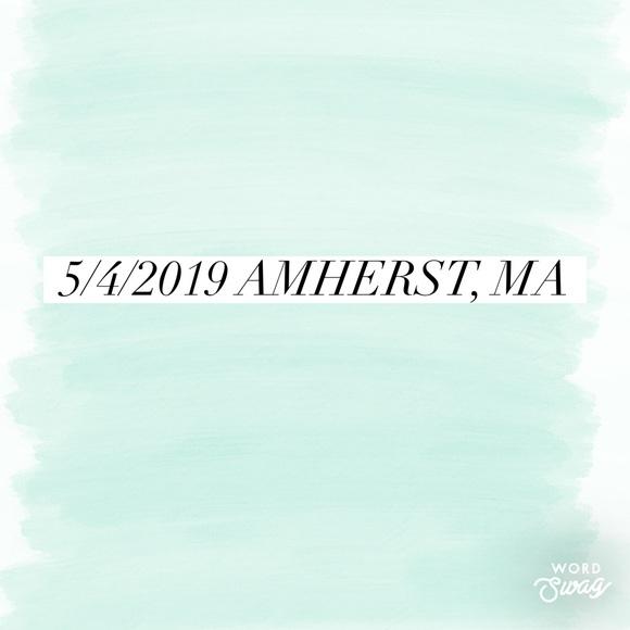 posh n sip Other - 5/4/2019 Amherst MA posh n sip